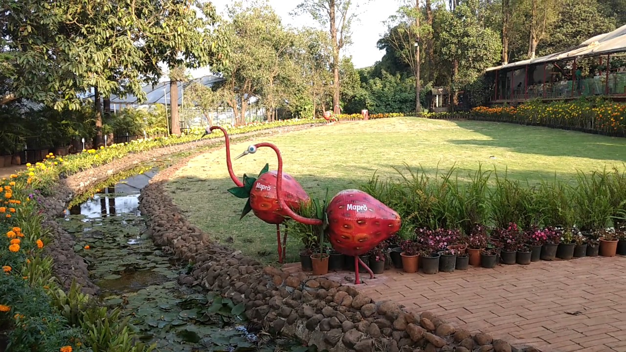 Mahabaleshwar,Mapro Garden