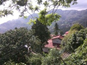 Queen of Hills Mussourie