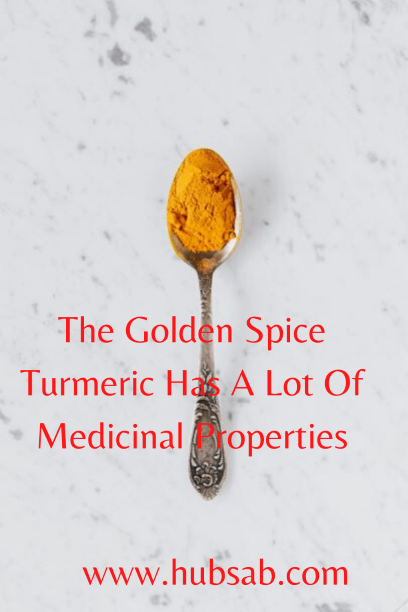 Golden spice turmeric is beneficial
